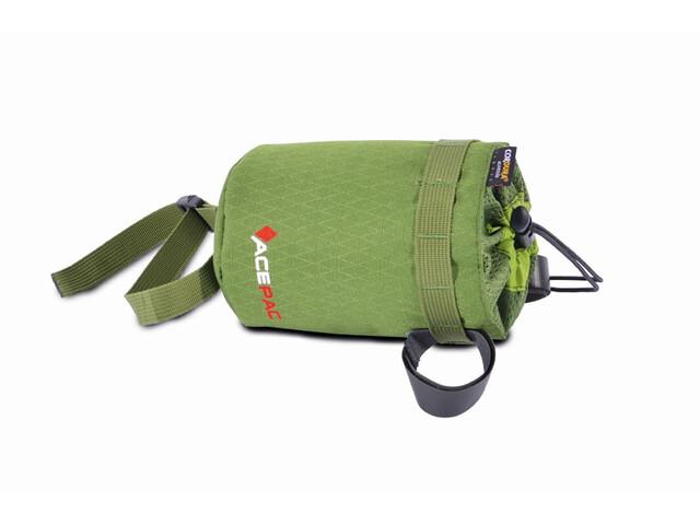 Acepac Fat Bottle Bag green